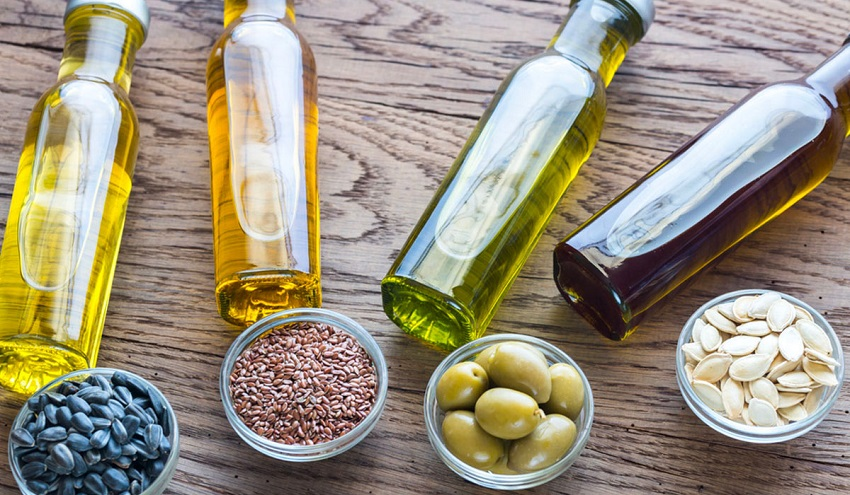 foods with natural oils