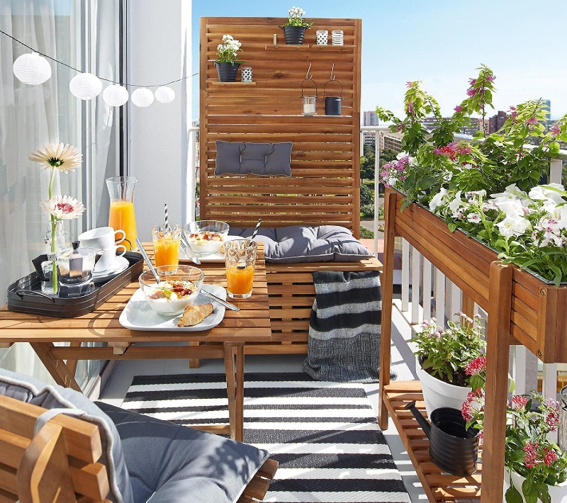 small balconies with charm
