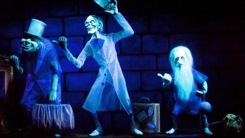 Ghost of Walt