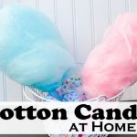 Cotton Candy At Home - A Recipe