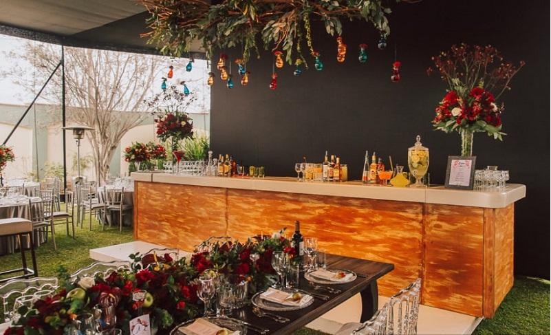 unforgettable drinks bar