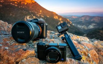 How to choose and buy the best camera in 2018