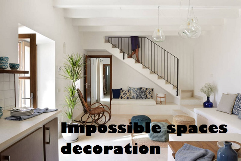 impossible spaces decoration