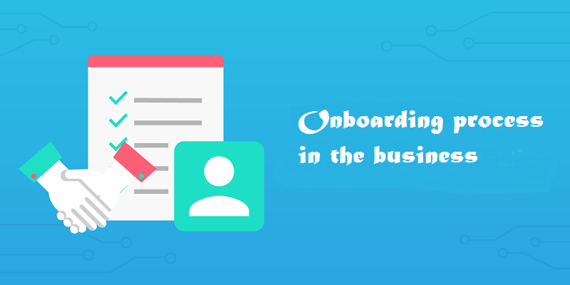 onboarding process in the business