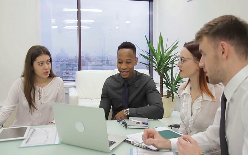 top positive work environment