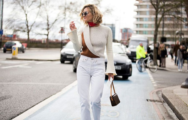 must follow before wearing white pants