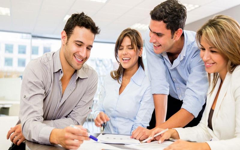 best positive work environment