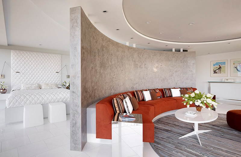 Venetian Plaster In The Interior