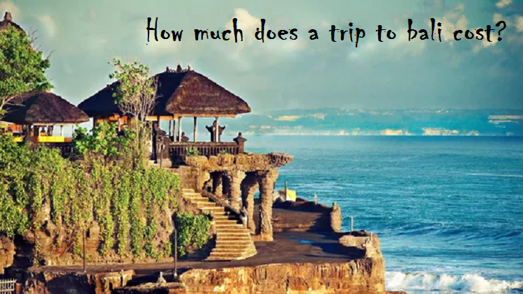 How much does a trip to bali cost
