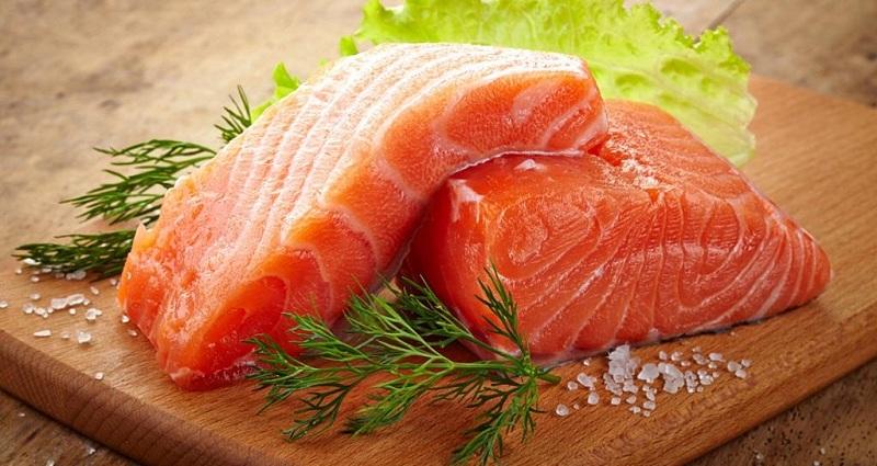 Lightly Salted Salmon - Recipe