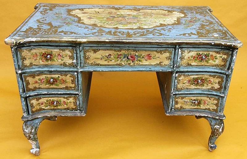 Decoupage Your Own Furniture