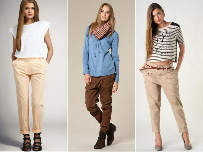 What Can I Wear With Chinos Trousers?