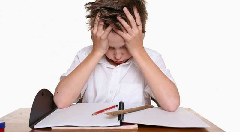 The Child Writes Poorly - What To Do, Can This Be A Sign Of Dysgraphia?