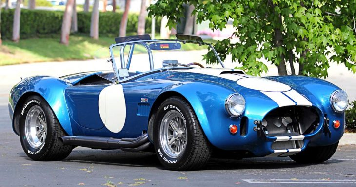 1965 Shelby Cobra 427 Roadster CSX