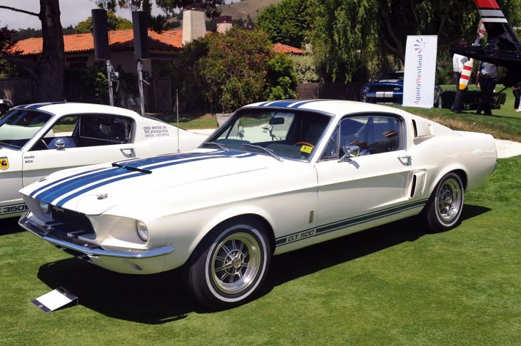 1967 Shelby Mustang GT500 Super Snake
