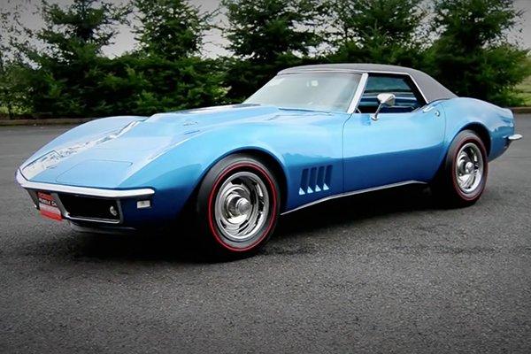 1968 Chevrolet Corvette L88