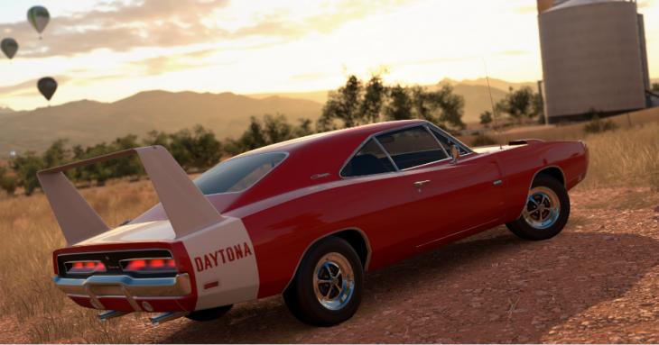 1968 Dodge Hemi Daytona