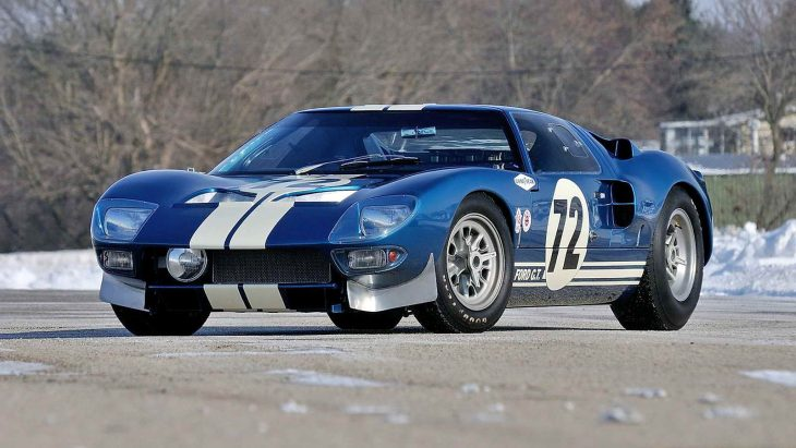 964 Ford GT40 Prototype