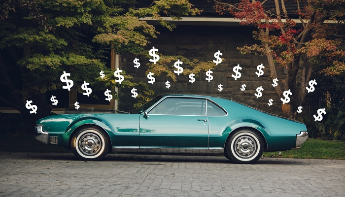Most expensive muscle car